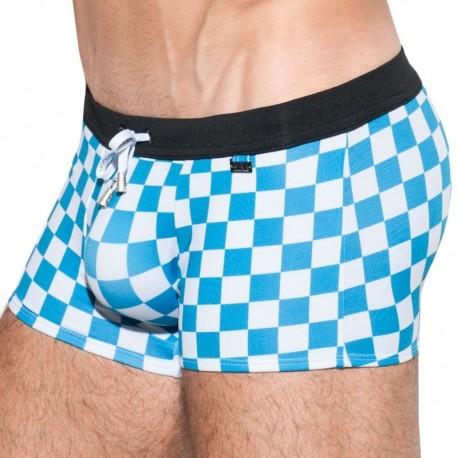 ES Collection Rally Swim Boxer - Blue