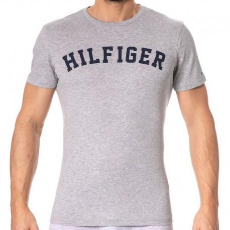 Tommy Hilfiger T-Shirt Cotton Icon Gris
