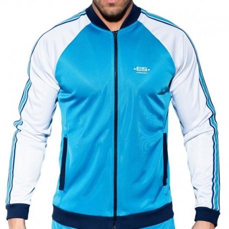 ES Collection Bon Voyage Jacket - Blue
