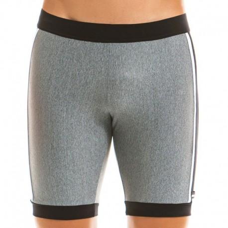 Modus Vivendi Marine Legging Short Short - Grey - Black