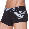 Eagle Stretch Boxer - Black