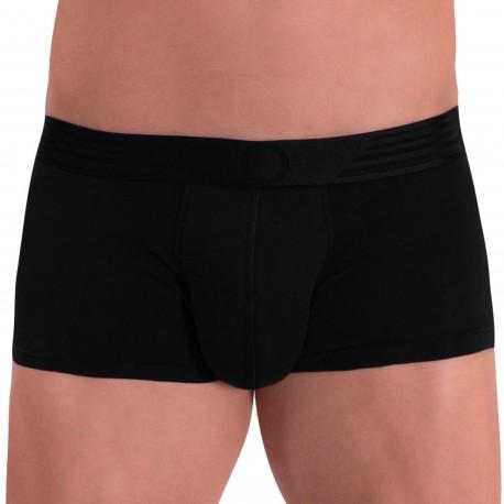 Rounderbum Boxer Court Basic Package Coton Noir