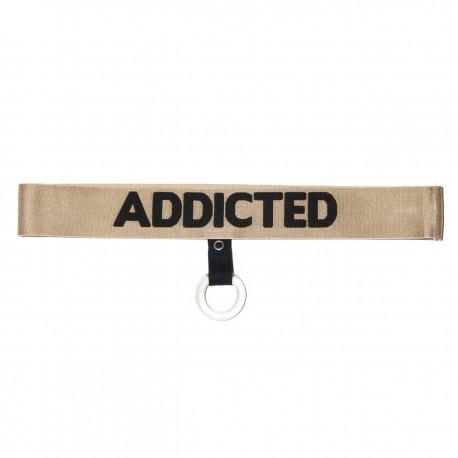Addicted Ceinture avec C-Ring - Or