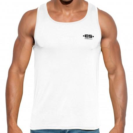 ES Collection Débardeur Basic Blanc