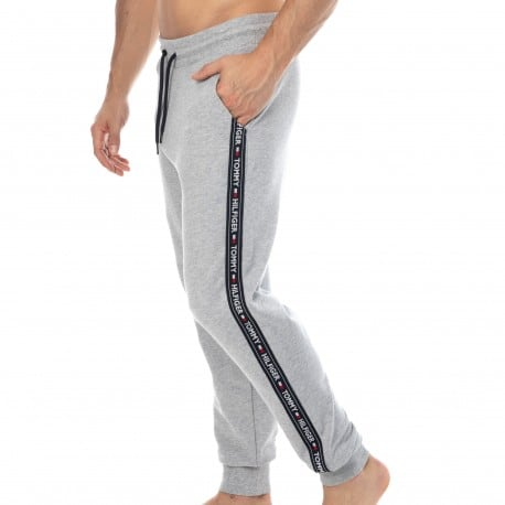 Tommy Hilfiger Authentic Jogging Pants - Heather Grey