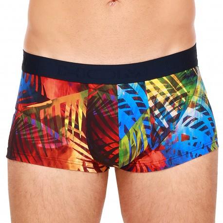 HOM Boxer Court Aruba Microfibre Multicolore