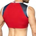 ES Collection Débardeur Crop Muscle Rouge