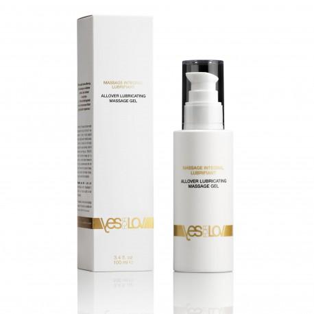 YESforLOV Allover Lubricating Massage Gel - 100 ml