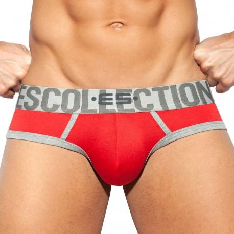 ES Collection Slip Second Skin Rouge