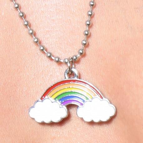 Andrew Christian Collier Pride Rainbow