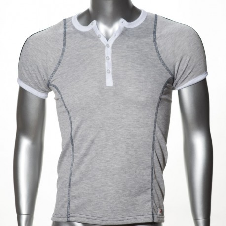 T-Shirt Extreme Gris Clair