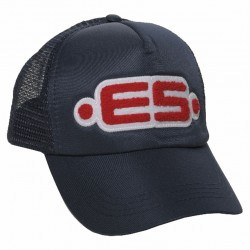 Casquette Marine ES Collection