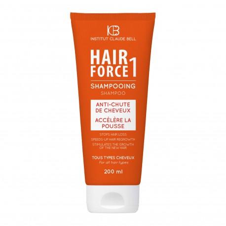 Institut Claude Bell Shampooing Hair Force 1 - Anti-Chute de Cheveux - 200 ml