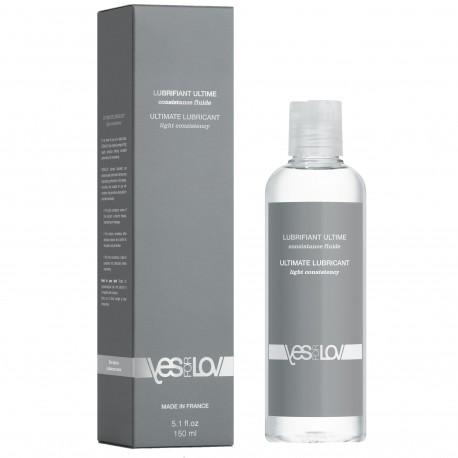YESforLOV Ultimate Intimate Lubricant - Light Consistency - 150 ml