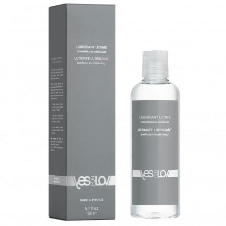 YESforLOV Ultimate Intimate Lubricant - Medium Consistency - 150 ml