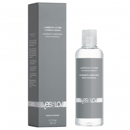 YESforLOV Ultimate Intimate Lubricant - Thick Consistency - 150 ml