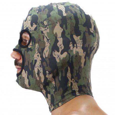 Master Hood - Khaki Camouflage
