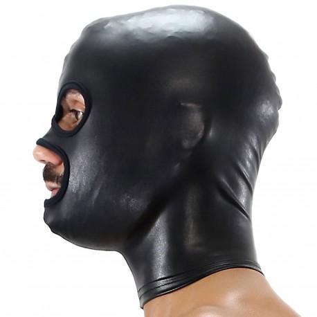 TOF Paris Fetish Hood - Black
