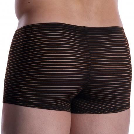 Olaf Benz RED 2010 Mini Pants Trunks - Black