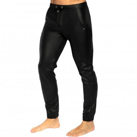 ES Collection Pantalon Sport Fetish Noir