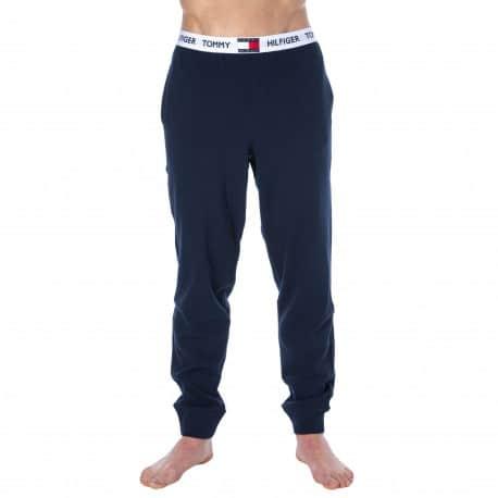 Tommy Hilfiger Organic Cotton Jogging Pants - Navy