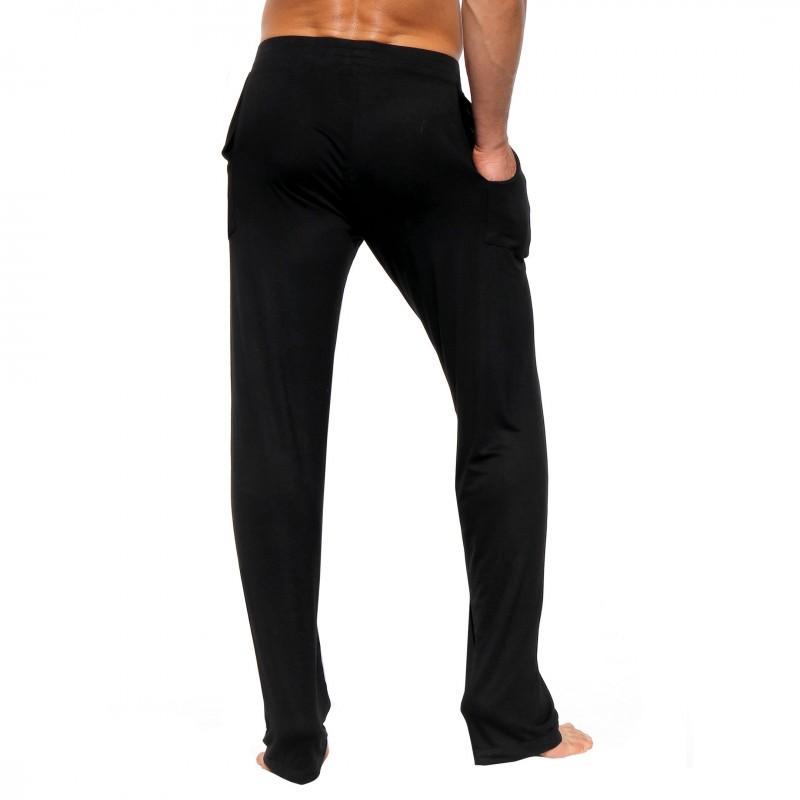 Rufskin Pantalon Log Noir