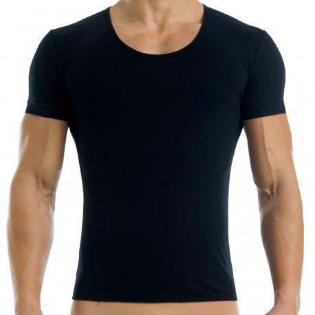 Modus Vivendi T-Shirt Antibactérien Noir