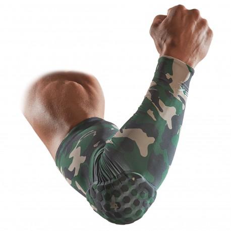McDavid Coudière de Protection Hex - Noir - Camouflage