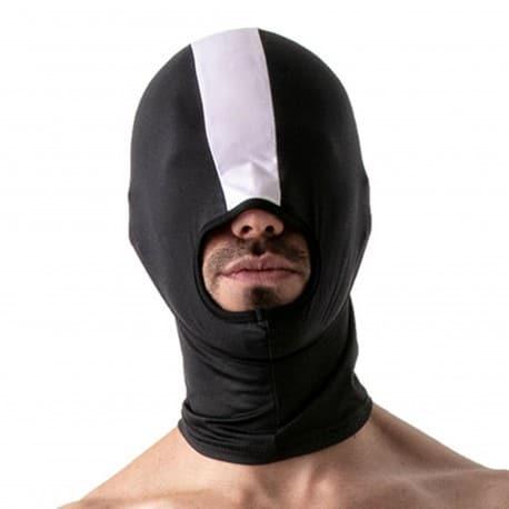 TOF Paris Open Mouth Naughty Hood - Black - White