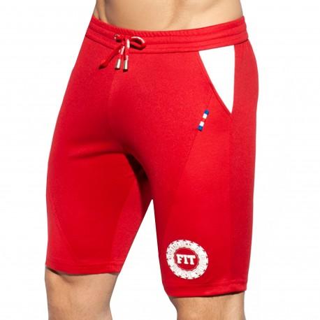 ES Collection Short Fit Flag Rouge