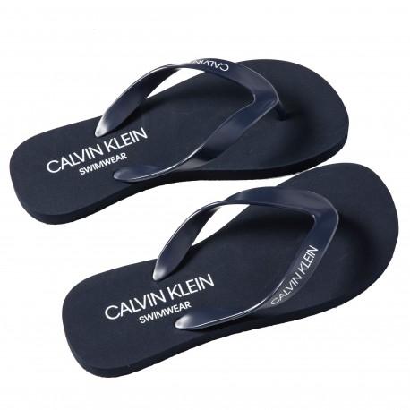 Calvin Klein Tongs Core Lifestyle Noires