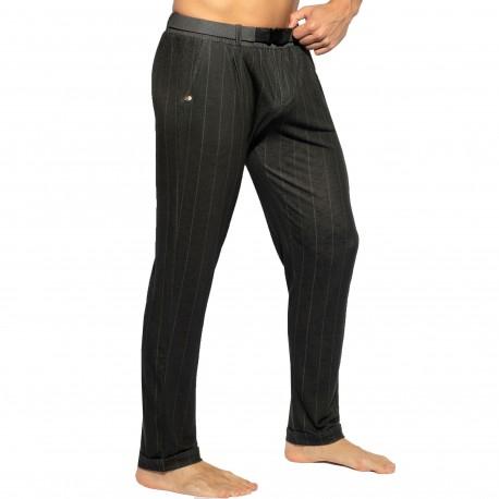 ES Collection Pantalon Diplomatic Noir