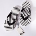 Tongs Blanches