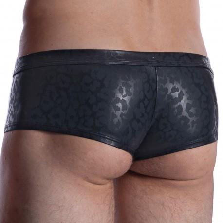 Manstore Shorty Hot Pants M2002 Noir