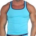 Bleu Turquoise / Marine