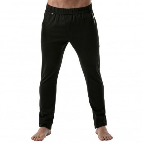TOF Paris Pantalon Elégant Noir