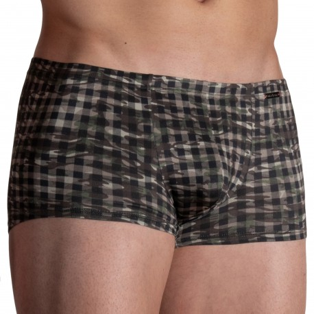RED 2102 Mini Trunks - Camouflage