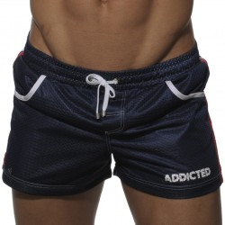 Short de Bain Mesh Marine Addicted