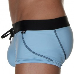 Shorty de Bain Flashlift Pro Bleu Ciel Andrew Christian