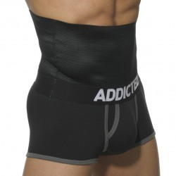 Boxer Slim Noir Addicted