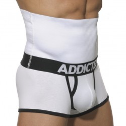 Boxer Slim Blanc Addicted