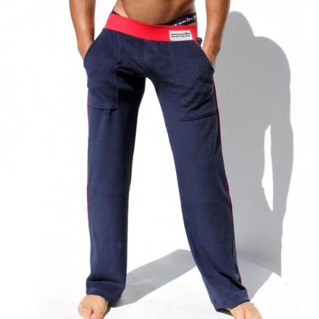 Pantalon Tambo Marine - Rouge
