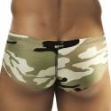 Cheek Boxer Camouflage - Camo