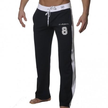 Pantalon Cotton Sports Marine