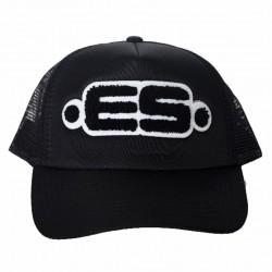 Casquette Noire ES Collection