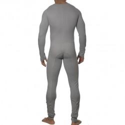 Pyjama Une Pièce Gris ES Collection
