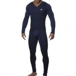 Pyjama Une Pièce Marine ES Collection