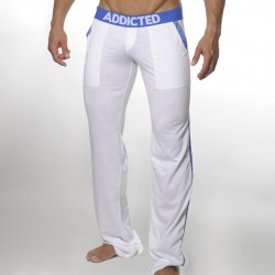 Pantalon Lounge Blanc Addicted
