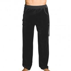 Pantalon Velours Noir Modus Vivendi