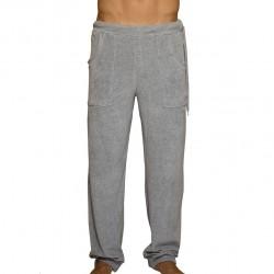 Pantalon Velours Gris Modus Vivendi